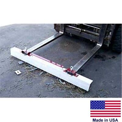 Industrial Road Magnet 72 Length - Construction - Heavy Duty - Commercial
