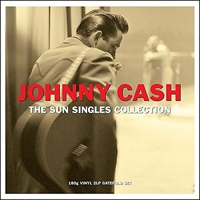 Johnny Cash   Sun Single  New Vinyl  Uk   Import
