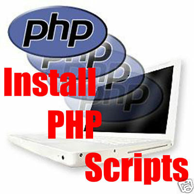 I Will Install Php Scripts For You