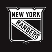 New York Rangers Car Decal