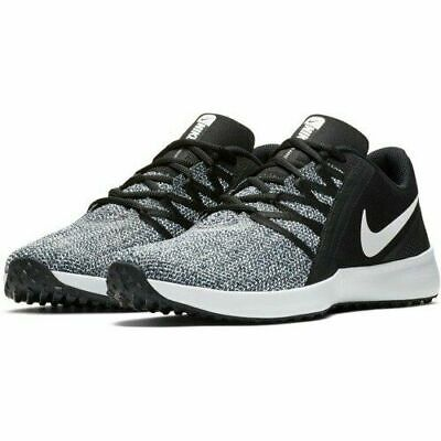 Nike Varsity Compete Trainer Men's Shoes AA7064 001 Black White Gym Workout NIB (Nike Trainer Shoes)