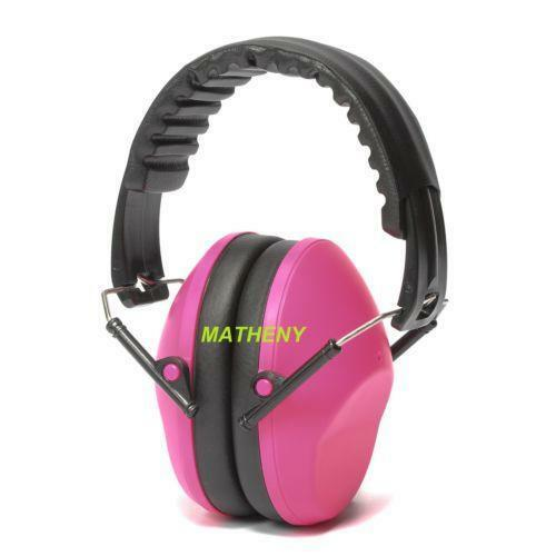 ear protection for shooting shooting ear protection pink ebay 28847