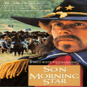 Son of the Morning Star, 1991 Original mini-series, DVD Video