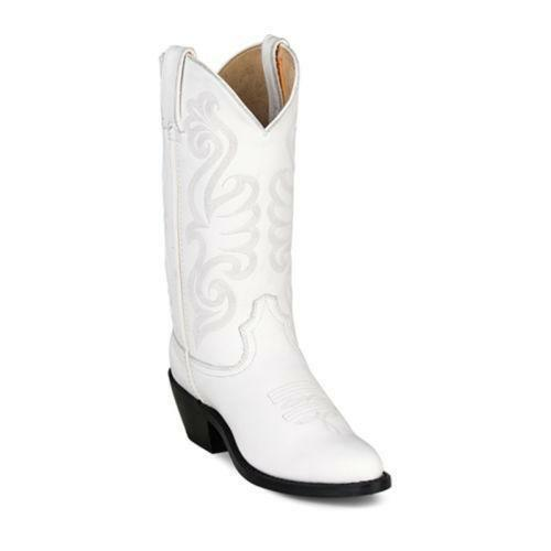 s white cowboy boots size 10 ebay