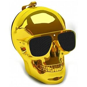 JARRE AEROSKULL XS GOLD – UNIQUE BLUETOOTH SPEAKER