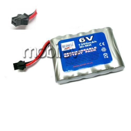 6V NiMH Rechargeable Battery | eBay