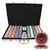 1000 Poker Chip Set