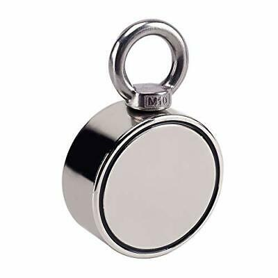 Hgmag Double Side Round Neodymium Fishing Magnet Rare Earth Magnets Super Str...