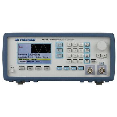 Bk Precision 4040b 20 Mhz Dds Function Generator