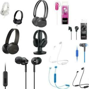Weekly Promo! All kinds of Sony Headphones, Starting from $19.99,UP to 50% off!