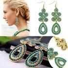 Turquoise Chandelier Earrings