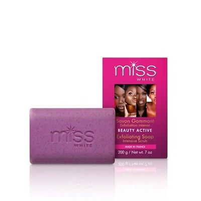 Fair & White Miss White Beauty Active Exfoliating Soap for sale  Shipping to India