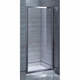 Atrium Pivot Door 1900x800x6mm