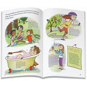 American Girl ~ The Care and Keeping of You ~ The Body Book for Younger Girls