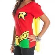 Robin Cape Shirt