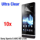 Generic Screen Protectors for Sony Xperia Arc S