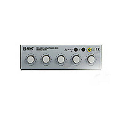 Aemc Bc05 Capacitance Decade Box X0.1nf X1nf X10nf X100nf X1knf 3