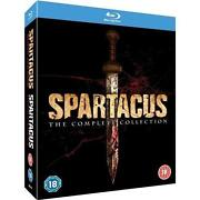 Spartacus Blood and Sand Blu Ray