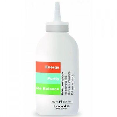 Fanola PRE SHAMPOO Curative Line Scrub Gel 150 ml