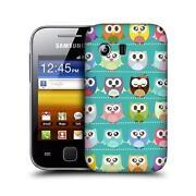 Samsung Galaxy Y Patterned Case