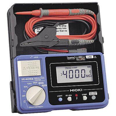 Hioki Ir4056-20 Insulation Tester
