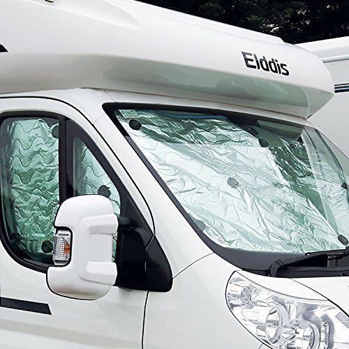 Car Parts - Ford Transit Van Motorhome Maypole Thermal Side & Front Window Sun Blind MP6608
