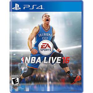 NBA LIVE 16 BRAND NEW