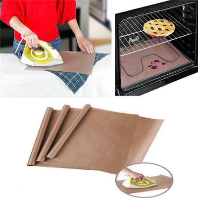 3 Pack Ptfe 16x24 Teflon Sheet Mat Heat Press Craft Transfer Sheet Non Stick A