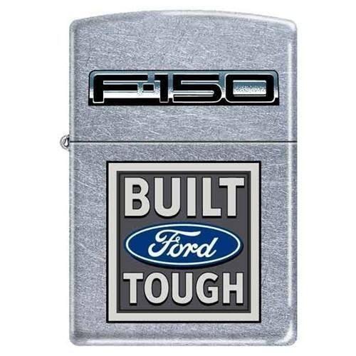 Zippo Lighter - Ford F-150 Street Chrome - 852355