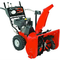 """Souffleuse Ariens Prosumer Two-Stage (27"""") 10-HP Snow Blower"""