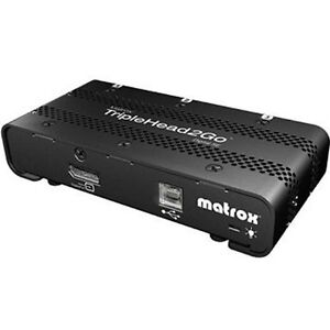 MATROX-T2G-DP3D-IF-TRIPLEHEAD2GO-DIGITAL-SE