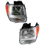 Dodge Nitro Headlights