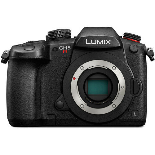Panasonic  Lumix GH5s Body C4K Mirrorless Camera with High S