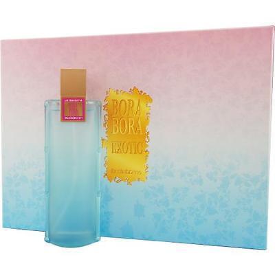 Bora Bora Exotic By Liz Claiborne Eau De Parfum Spray 3 4 Oz