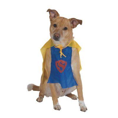 - Halloween Kostüm Hund Superman