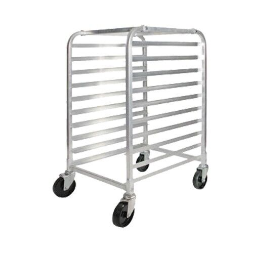 Winware by Winco Aluminum Sheet Pans and Bun Racks