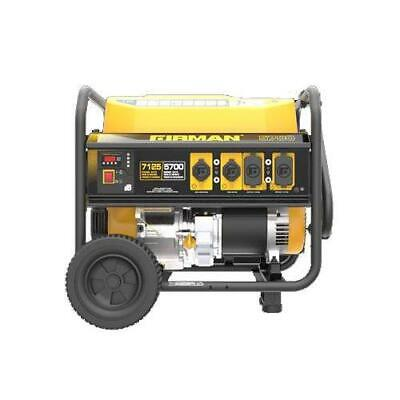 Firman P05701 Performance Series Portable Generator, 5700 Running Watts