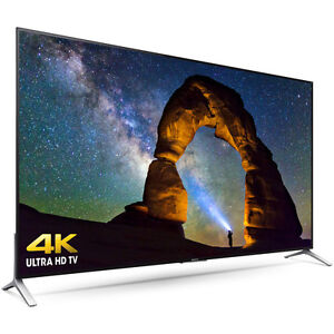 "65"" Sony XBR65X900C 4K Pro Ultra HD HDR XR960 3D Android TV"