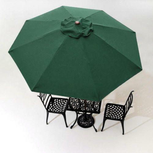Patio Umbrella Green Ebay
