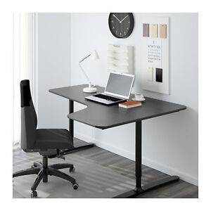 Ikea office Corner desk-right table