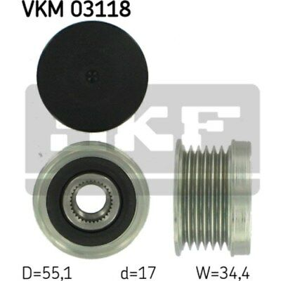 SKF Original Generatorfreilauf VKN350 VKM 03118 Audi A3 Skoda Octavia,Yeti