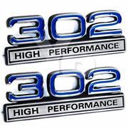 302 Mustang Emblem