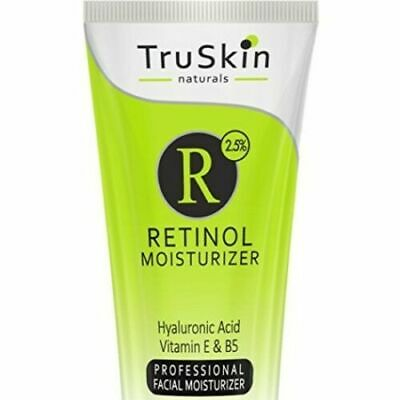 TruSkin Retinol Cream Moisturizer, Face And Eye Area, Best For Wrinkles 2