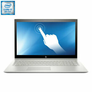 "HP ENVY 17.3"" Touchscreen Laptop - Silver"
