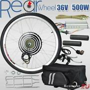 Electric Bicycle Motor Kits