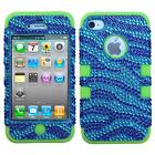 iPhone 4 Silicone Case Bling