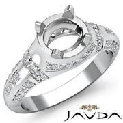 White Gold Ring Setting
