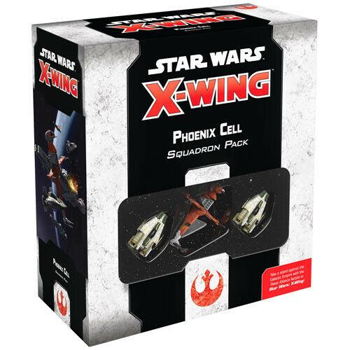 Phoenix Cell Squadron Pack Star Wars: X-Wing 2.0 FFG NIB