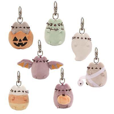 Gund 4059094EU Pusheen the Cat Surprise Plush Keyring Series 4 Halloween