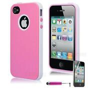 iPhone 4 Soft Case Pink